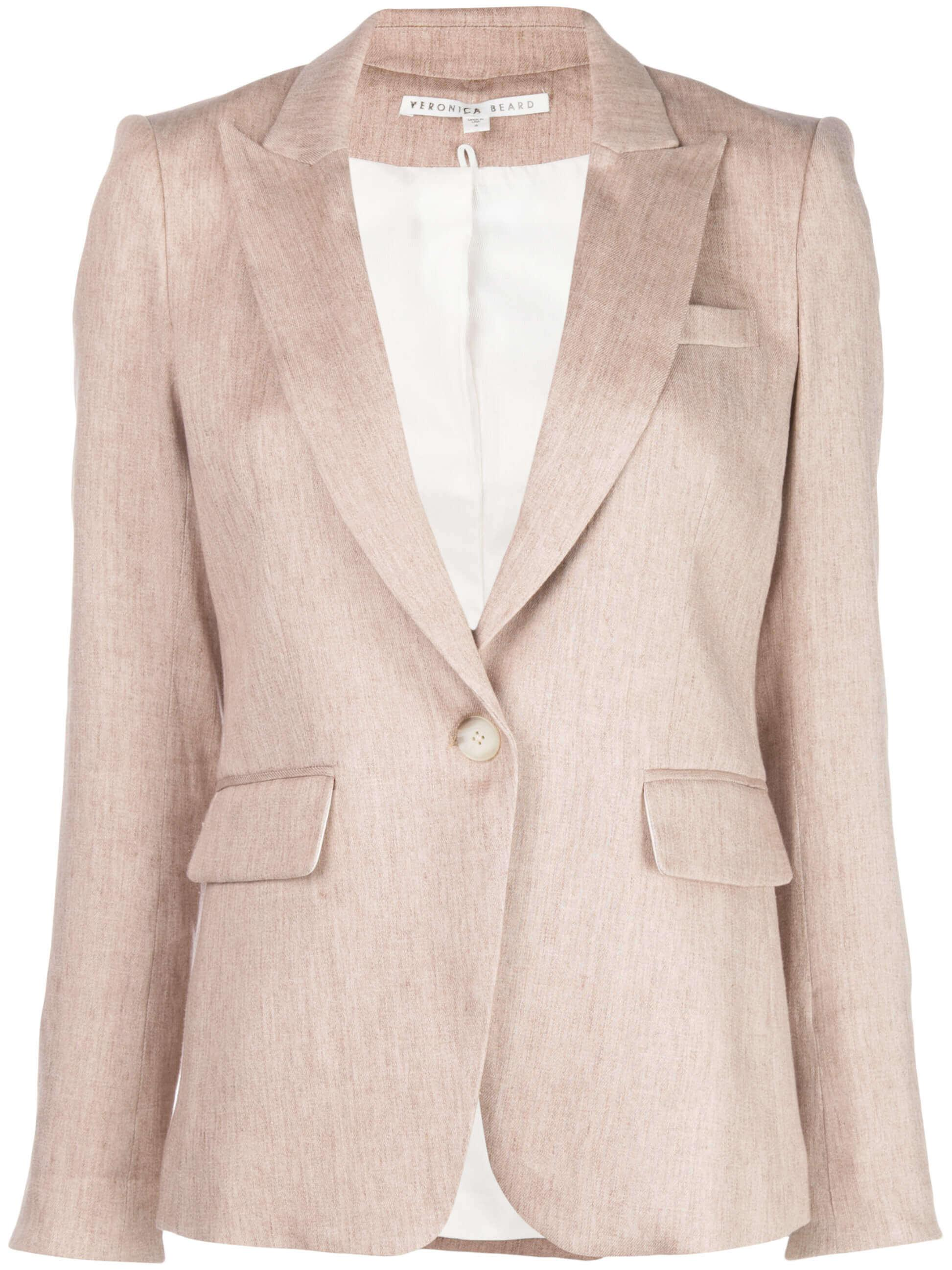 Linen Cutaway Jacket