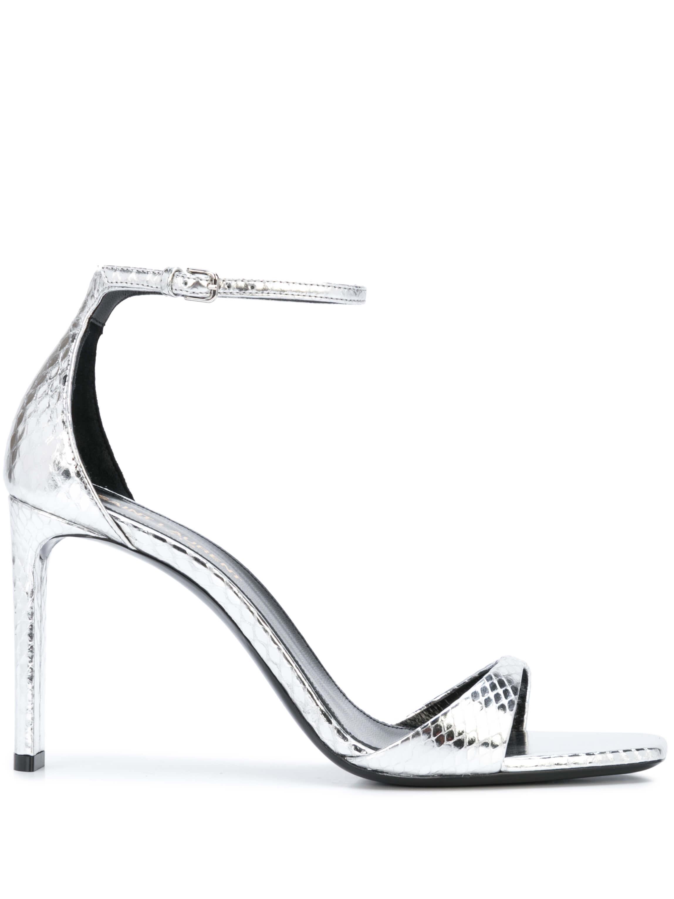 Bea 90mm Ankle Strap Sandal Item # 612329EXV00
