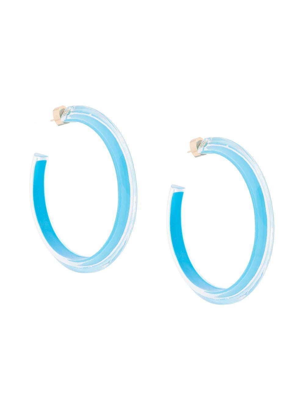Medium Jelly Hoops Item # JELLYMED-NB