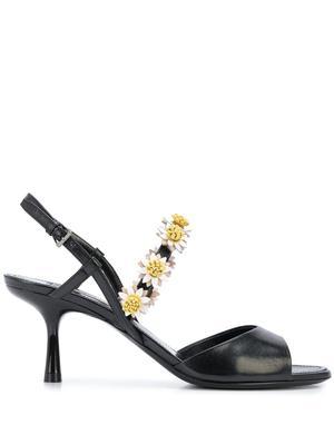 BEA High Heel Slingback Sandal