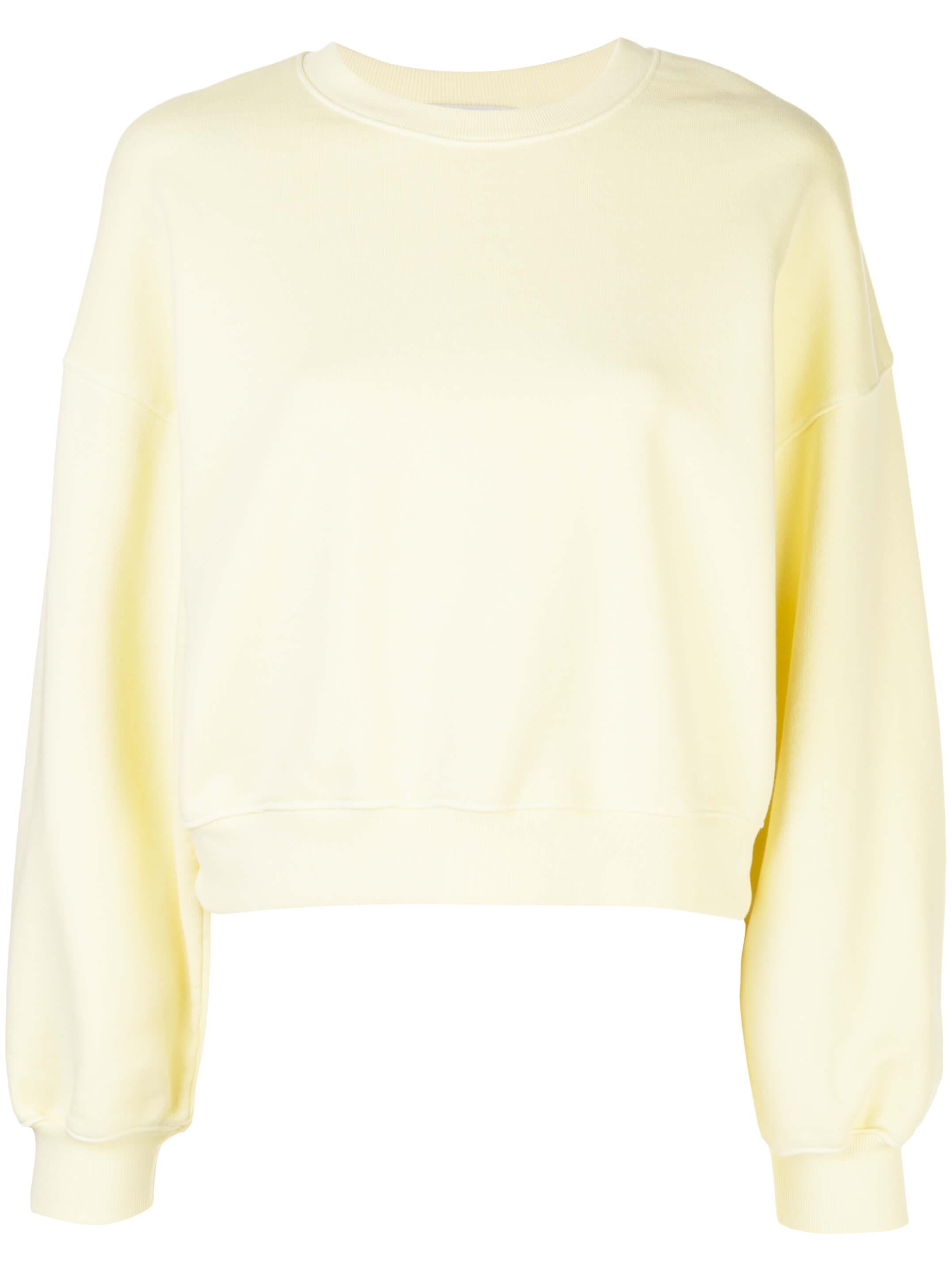 Balloon Sleeve Sweatshirt Item # A7044B