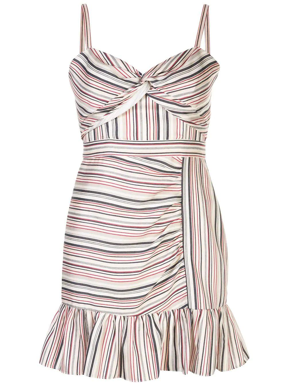 Risa Striped Dress