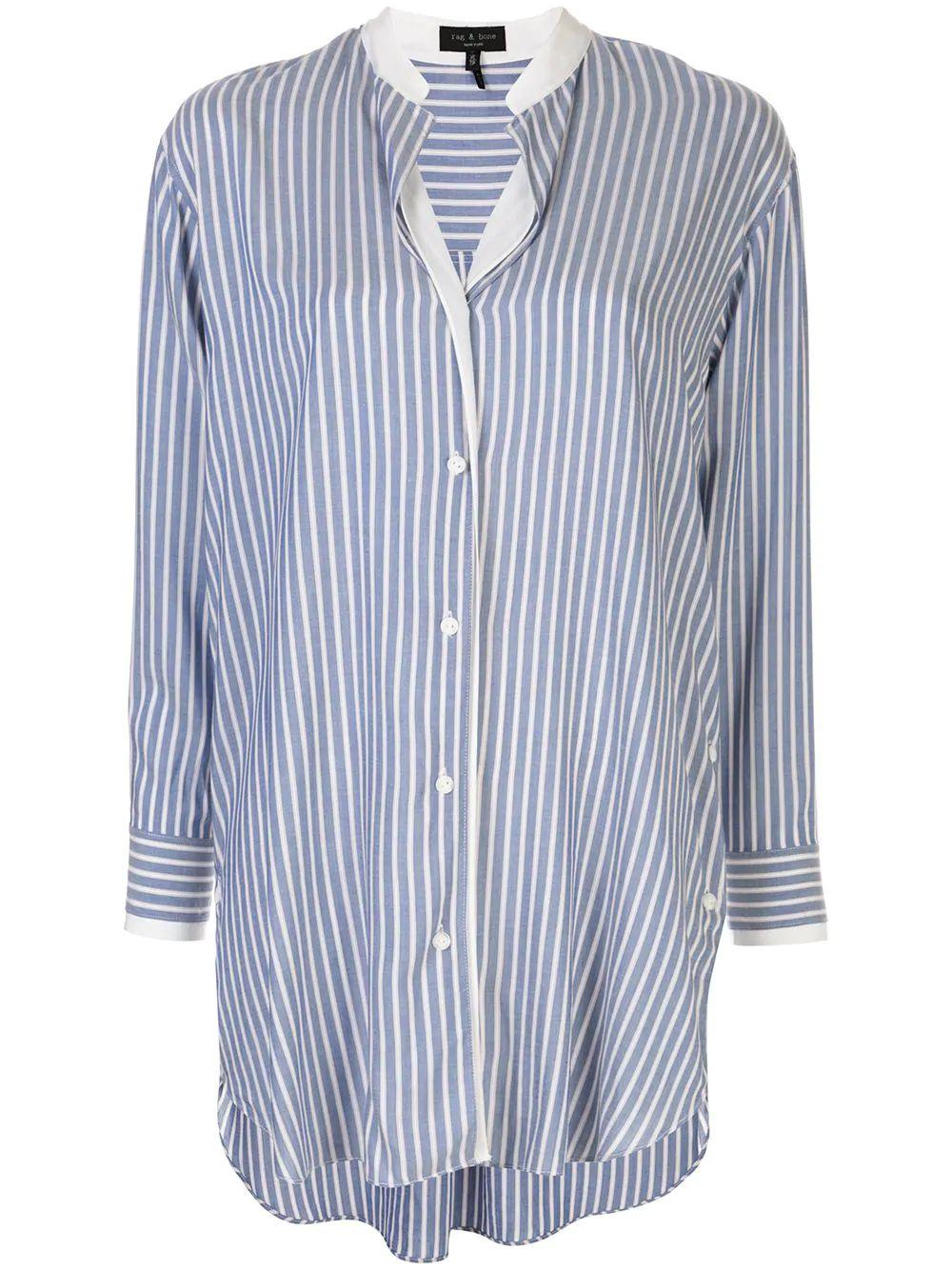 Margot Striped Tunic Item # SA0544354