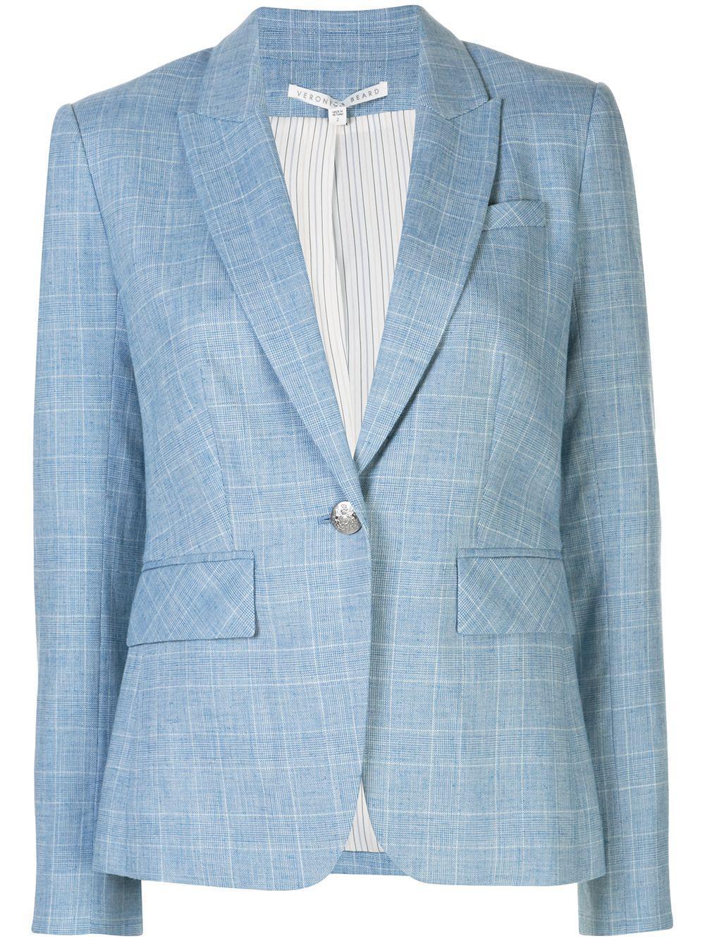 Cutaway Dickey Jacket