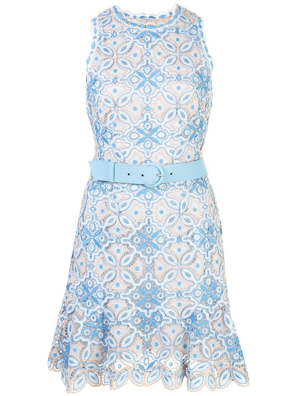 Charlotte Guipure Lace Dress