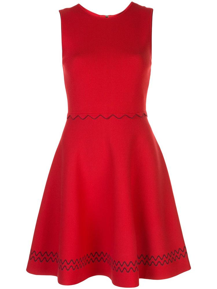 Cloeei Sleeveless Fit And Flare Dress Item # 160662