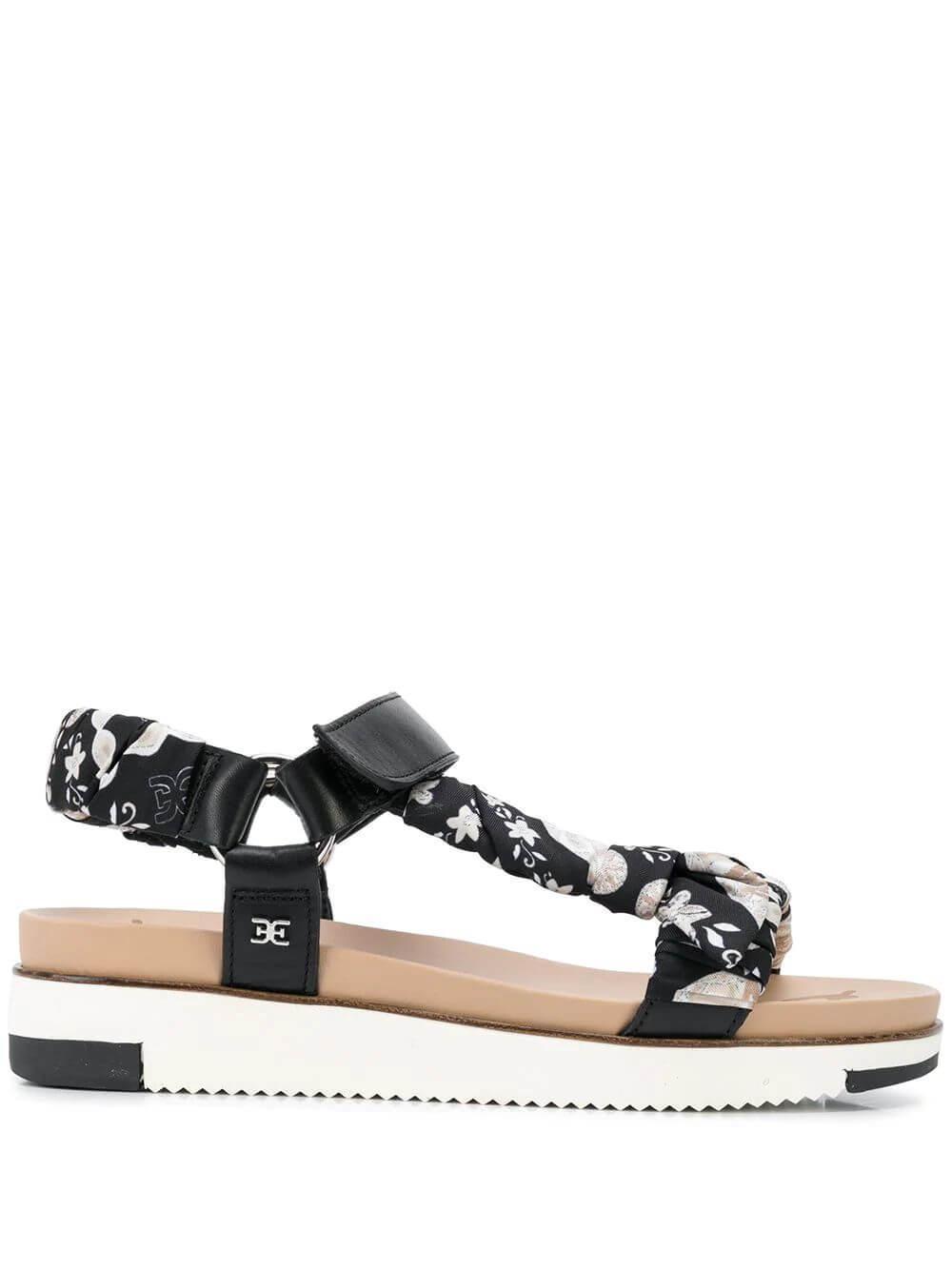 Ashie Platform Sandal Item # ASHIE
