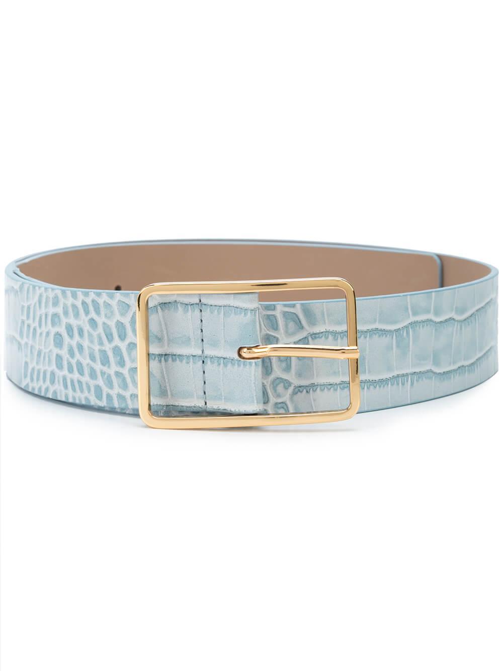 Milla Croco Belt Item # BT1640-710LE-S20