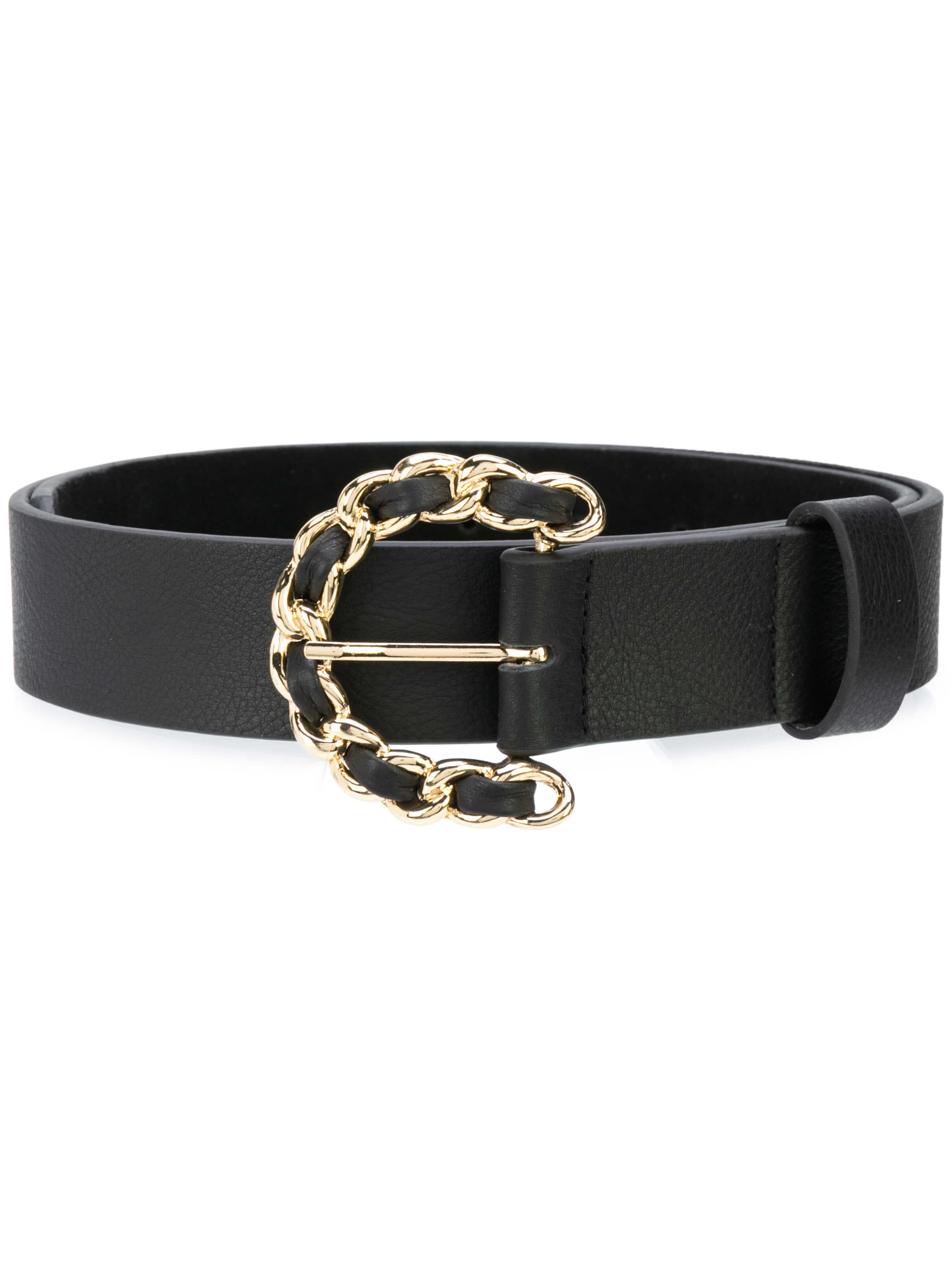 Anabella Chain Buckle Item # BW563-000LE