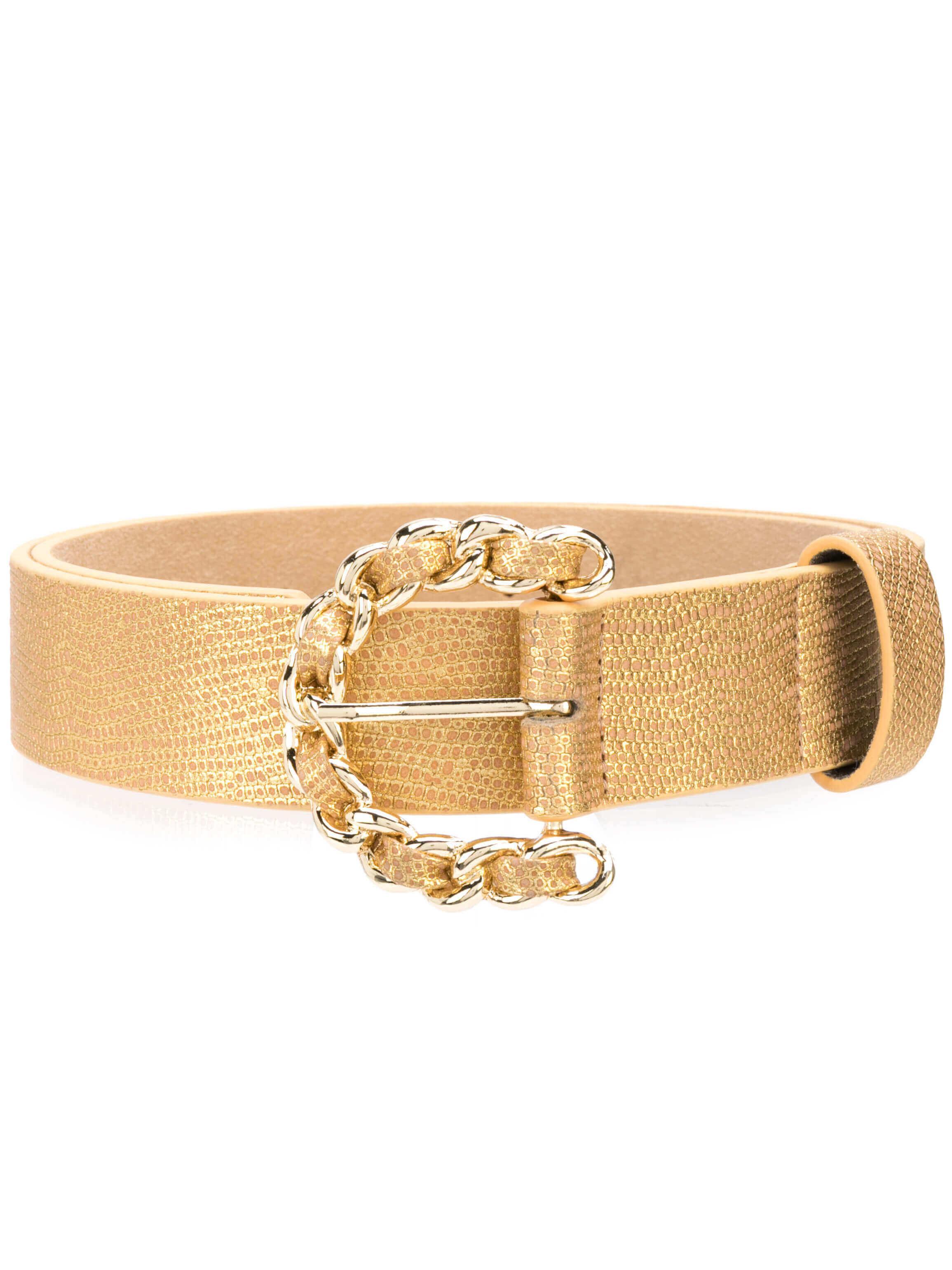 Anabella Chain Buckle