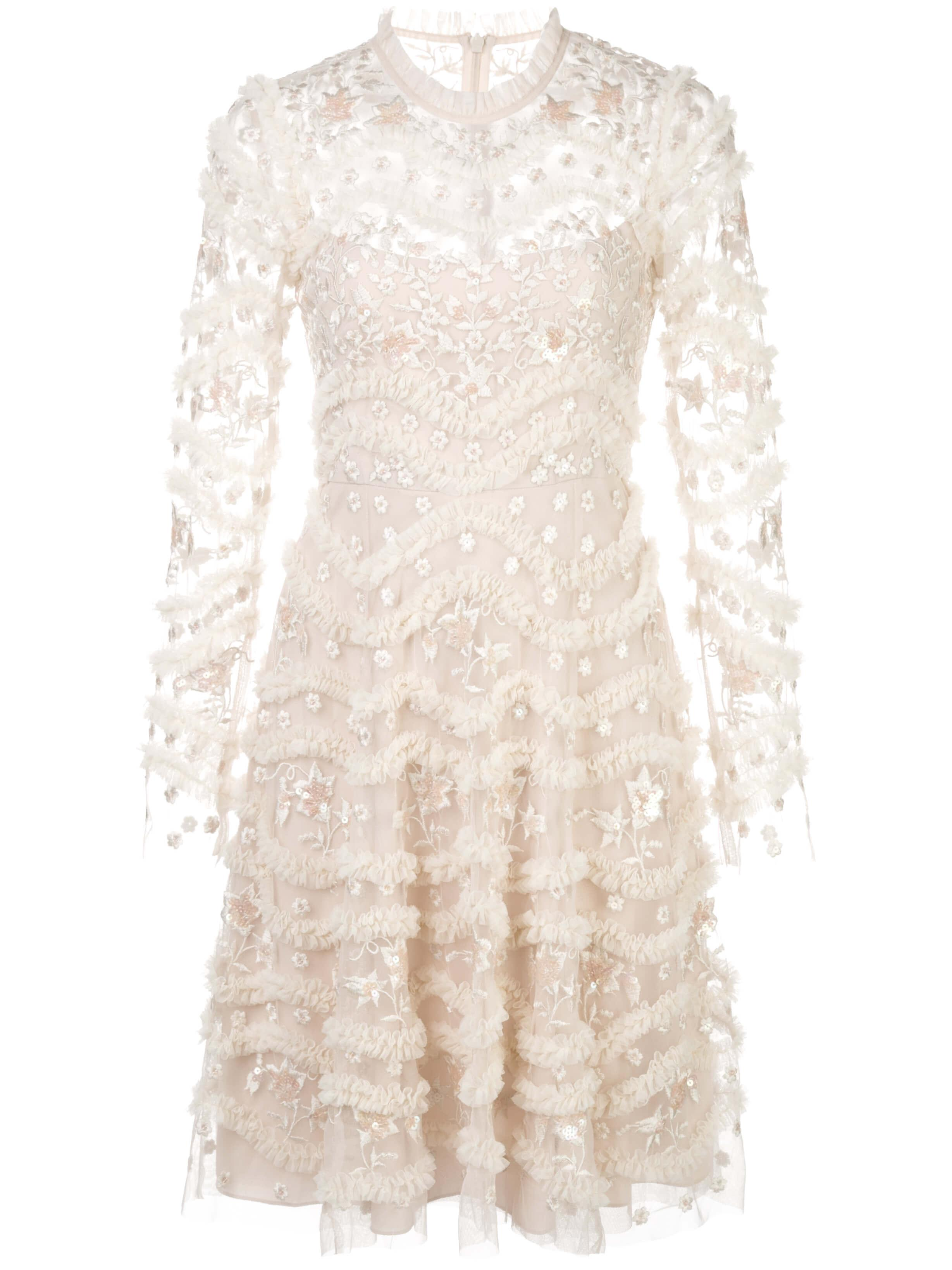 Ruffle Bloom Dress