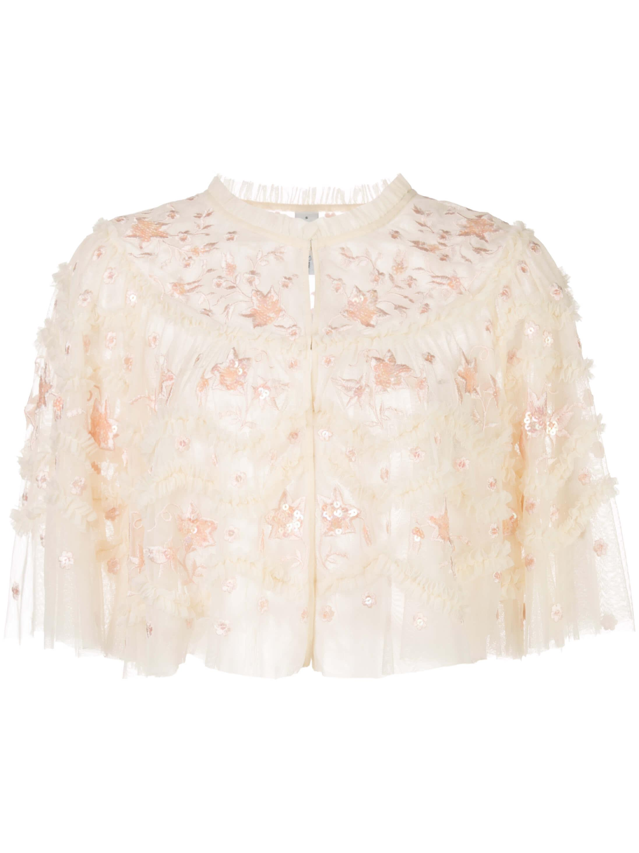 Tulle Bloom Jacket