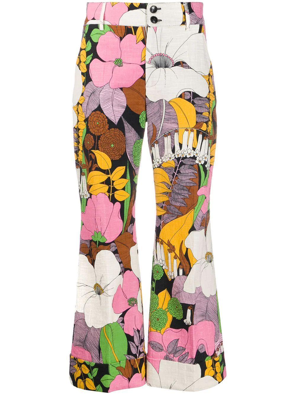 Hendrix Printed Pant Item # TRO0014-COT005
