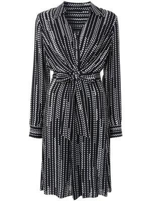 Saxon Belted Dress
