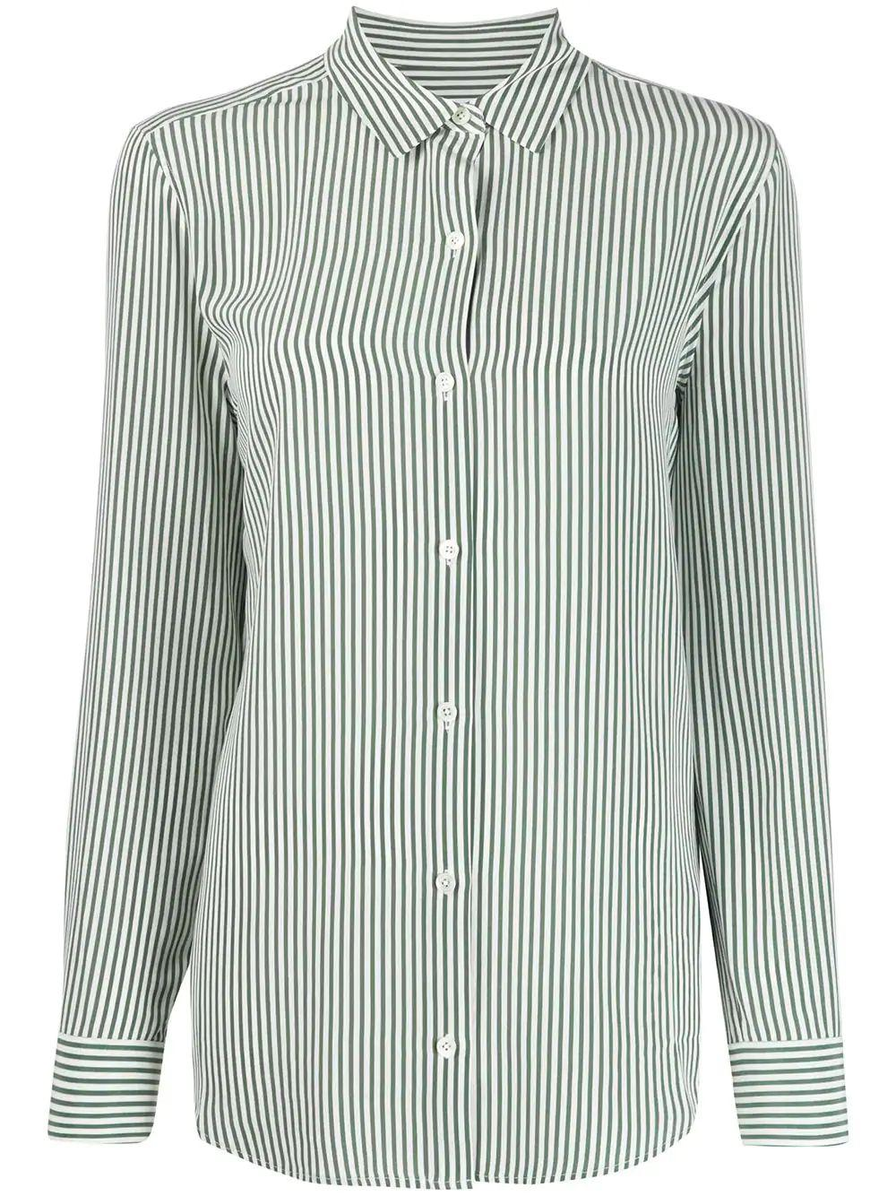 Essential Stripe Button Down