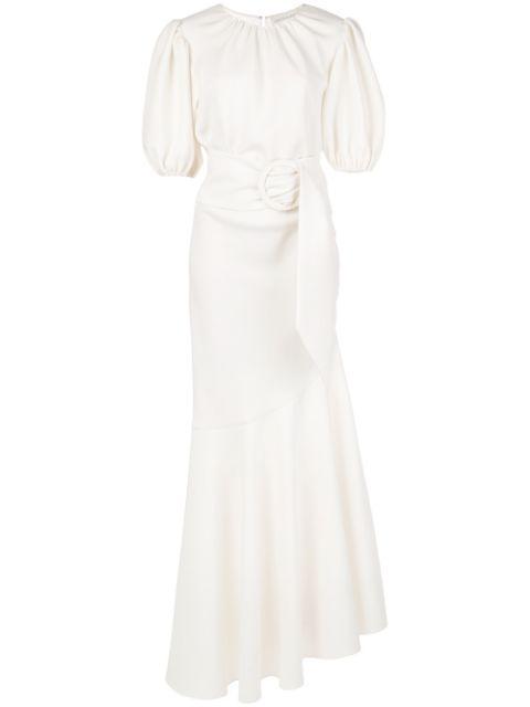 Camilla Jewel Neck Dress