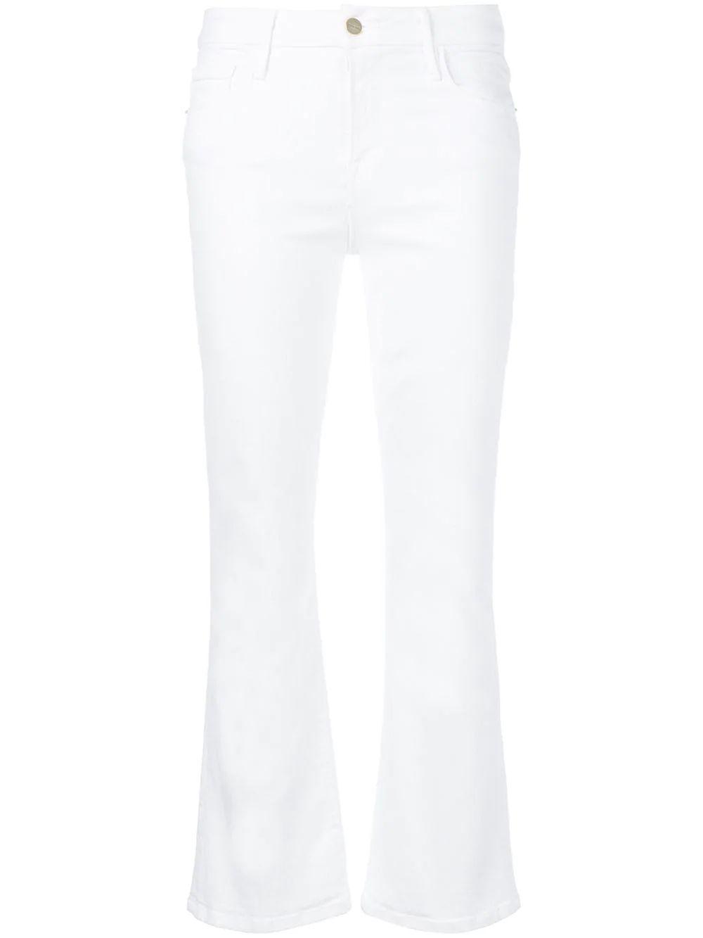 Le Crop Mini Bootcut Jean