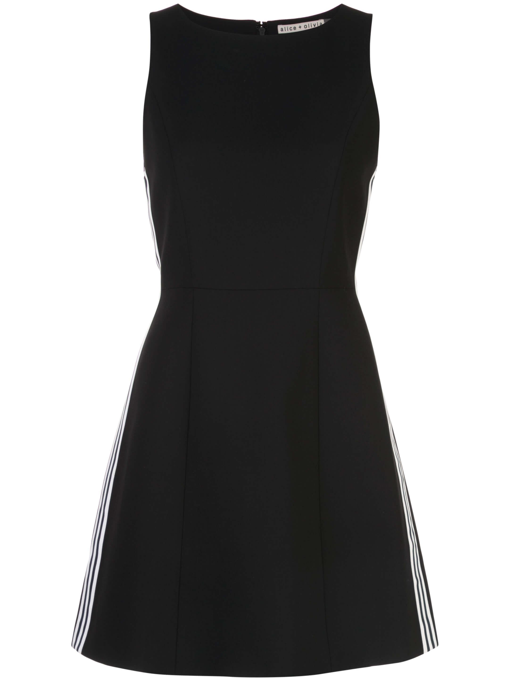 Lindsey Structured Side Stripe Dress Item # CC002202515