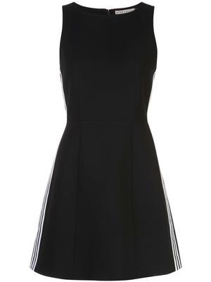 Lindsey Structured Side Stripe Dress