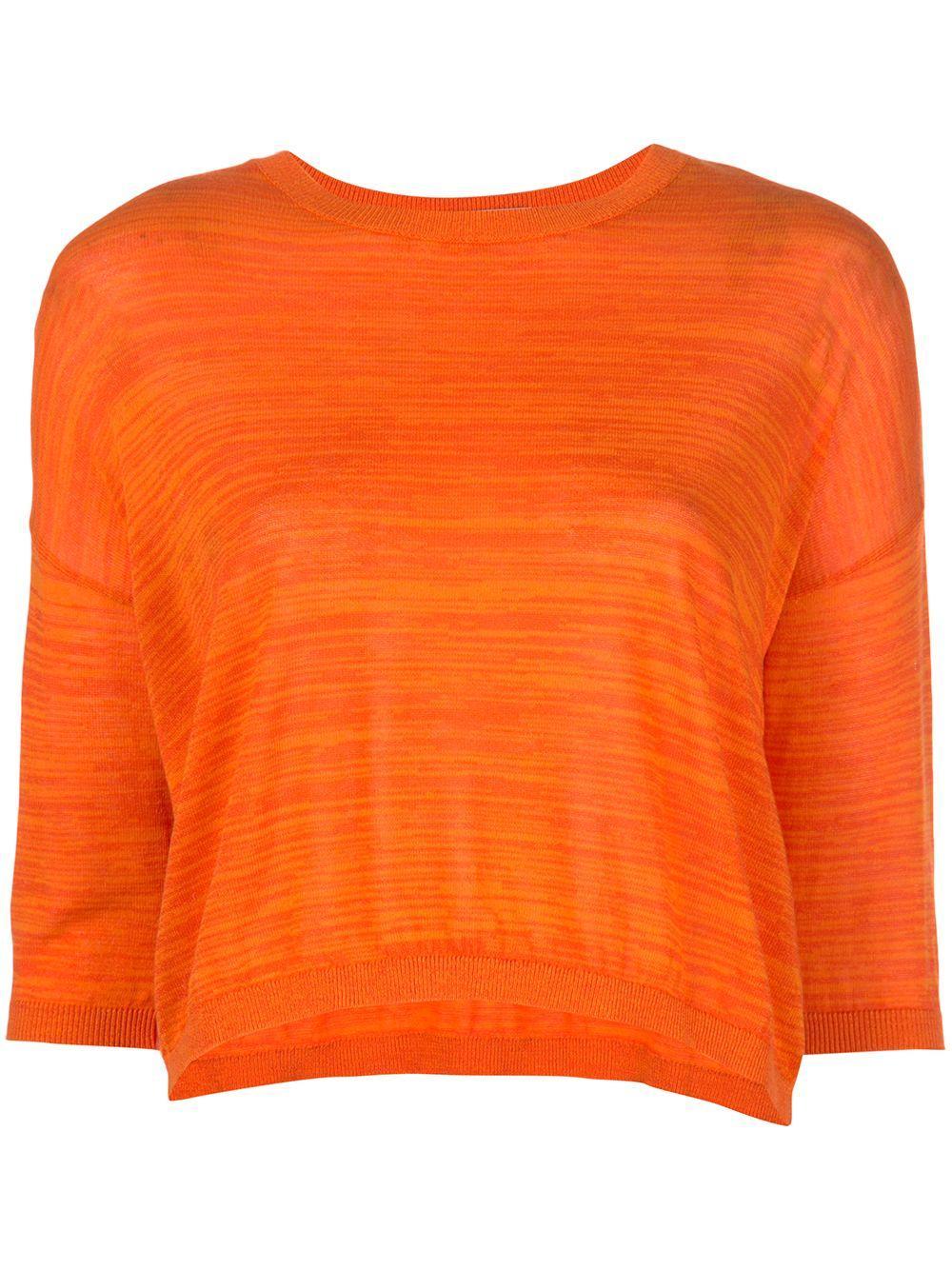 Celica Half Sleeve Knit Top Item # 20934