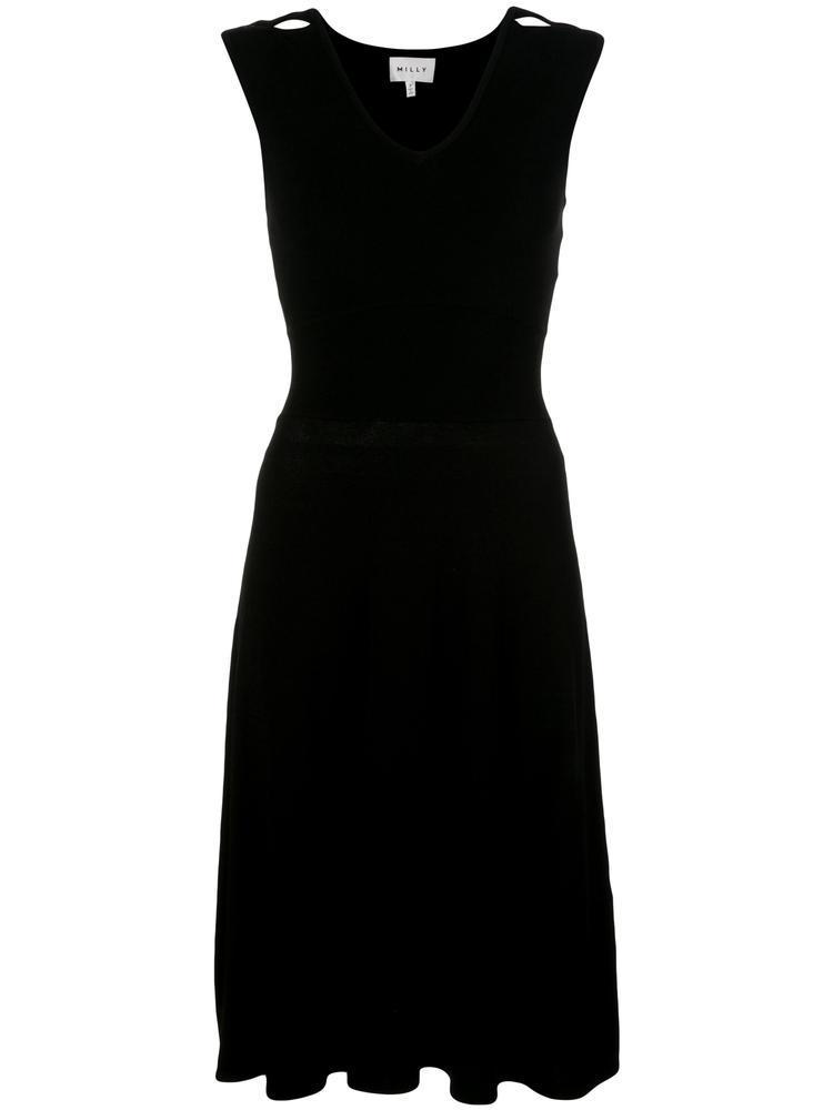 Peek A Boo Shoulder Dress Item # KSD020