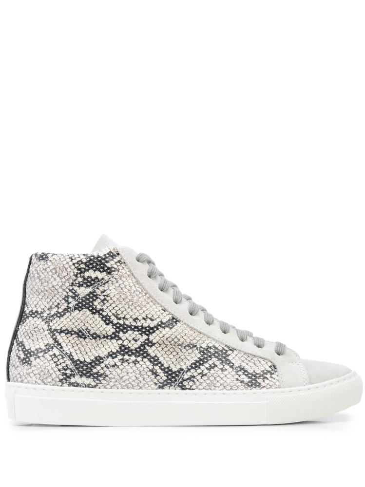Python Print High Top Sneaker