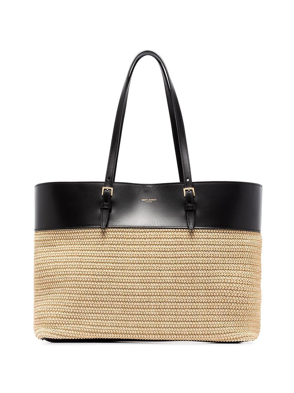 Raffia Shopping Bag