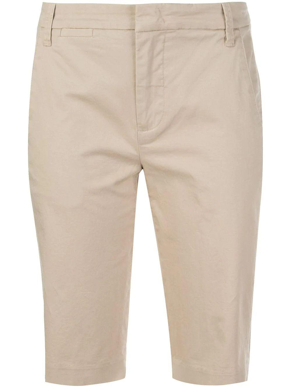 Coin Pocket Bermuda Short