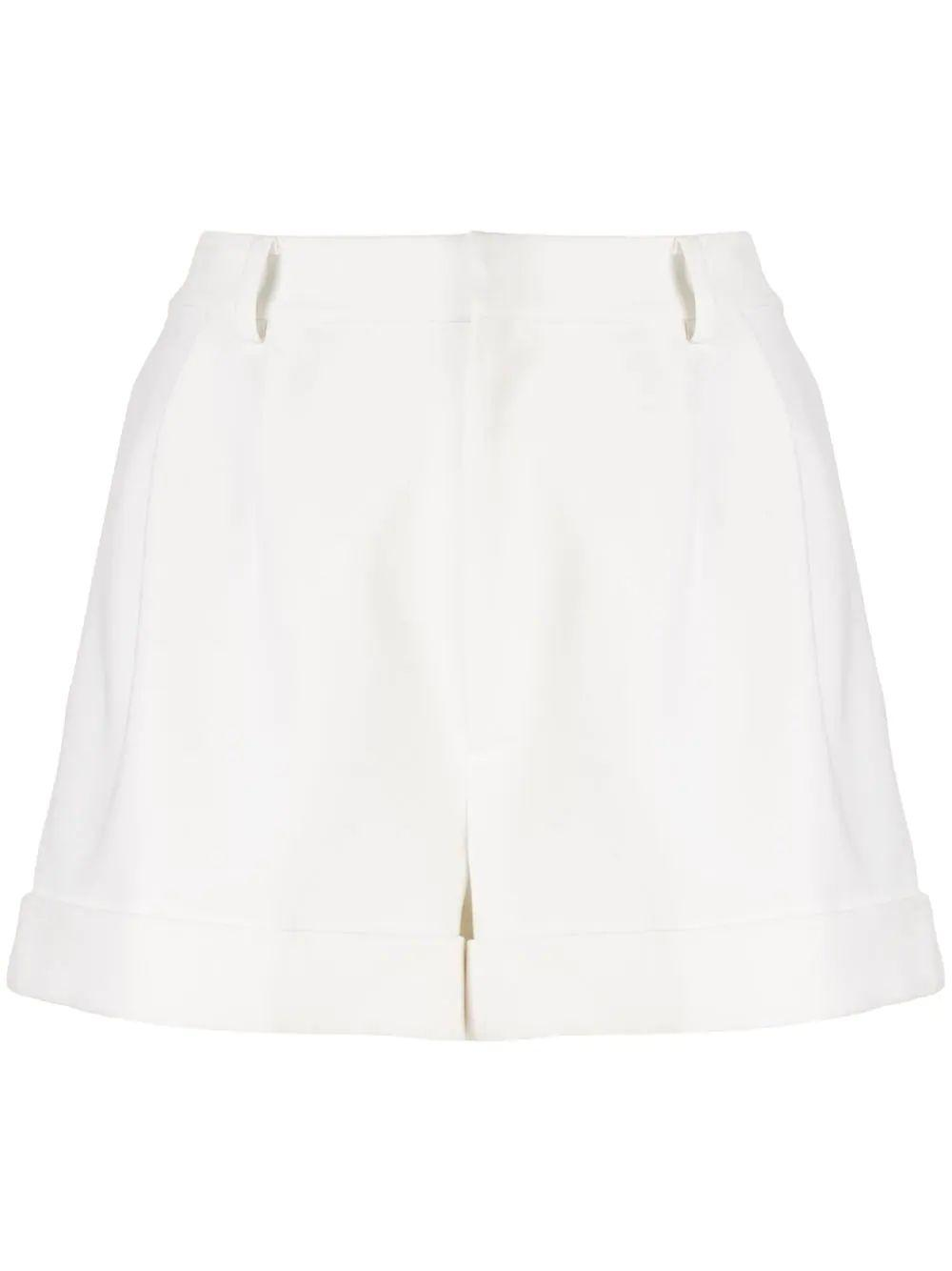 Conry Pleated Cuff Short