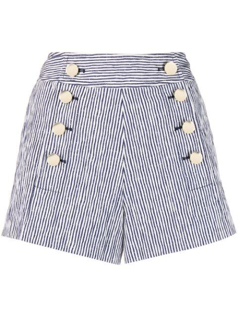 Robertson Striped Sailor Short