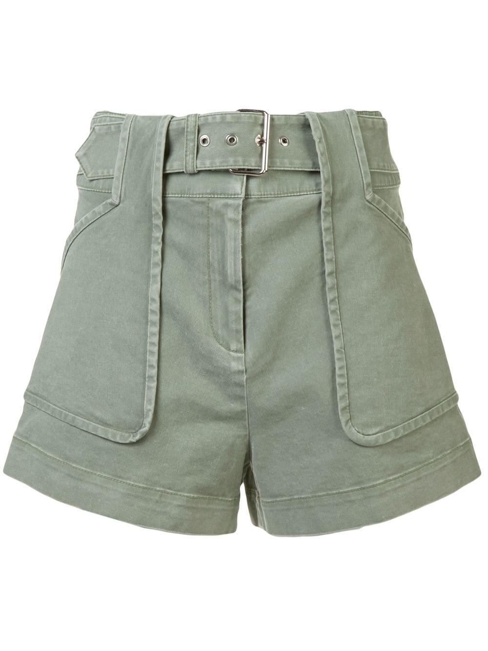 Monterey Belted Short