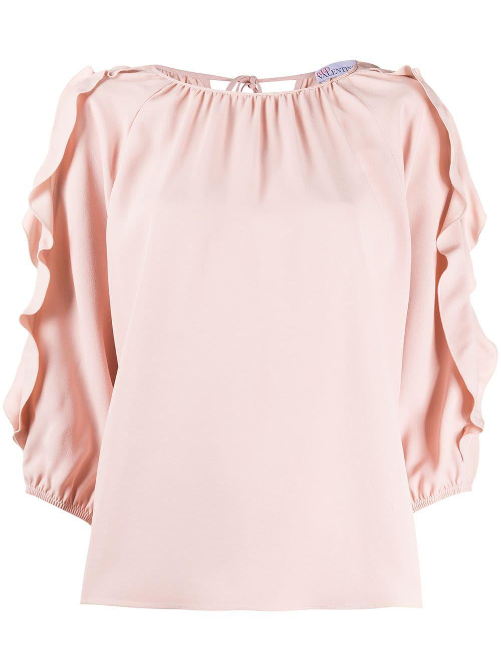 Open Sleeve Top