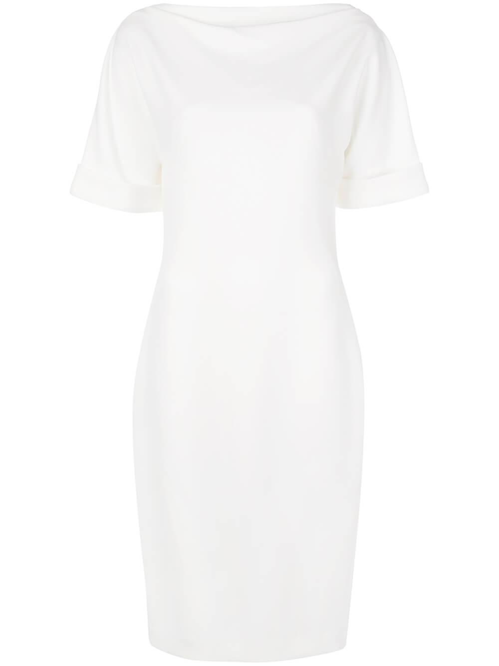 Short Sleeve Cocktail Dress