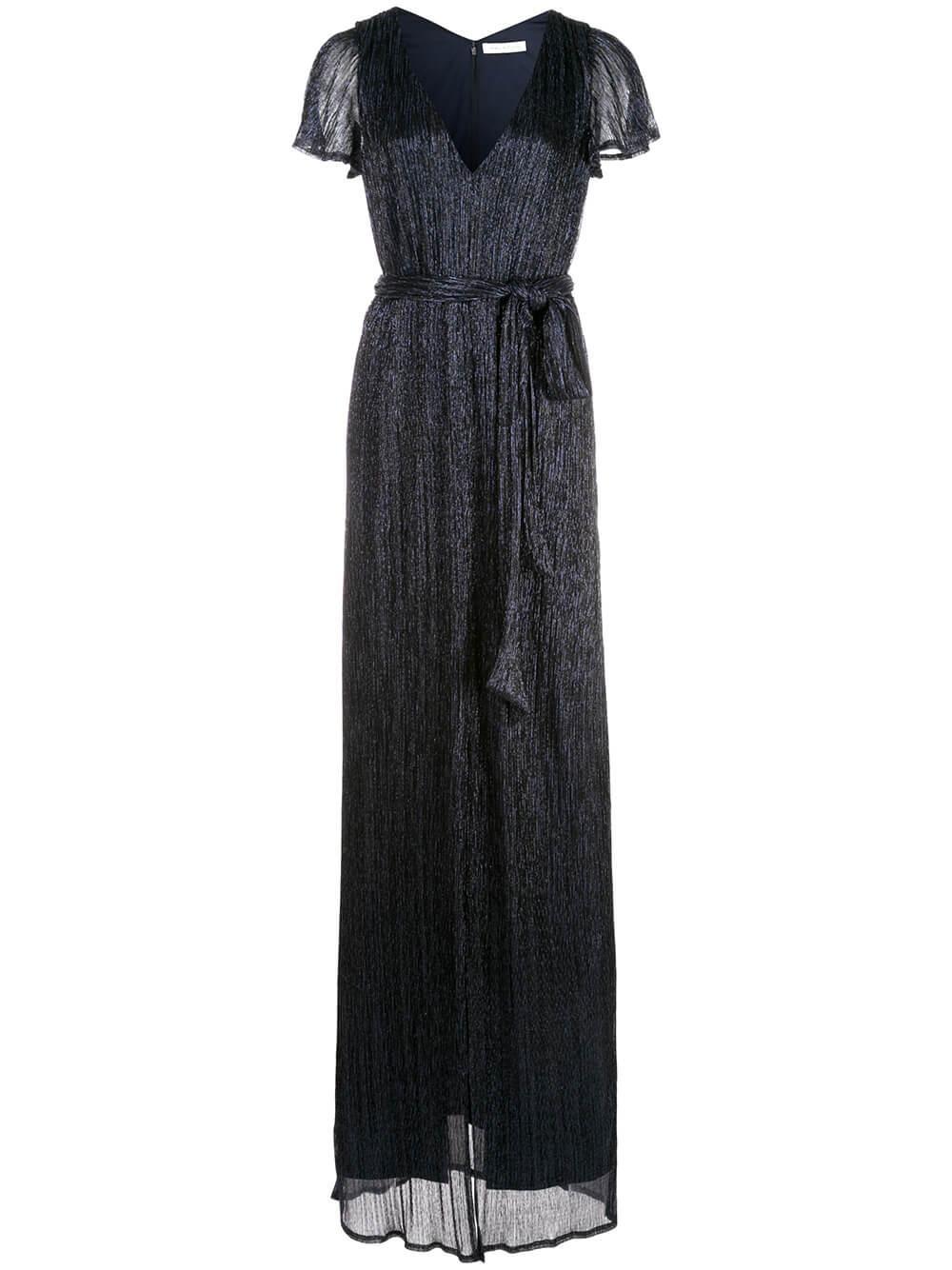 Metallic Jersey Gown Item # 1012256