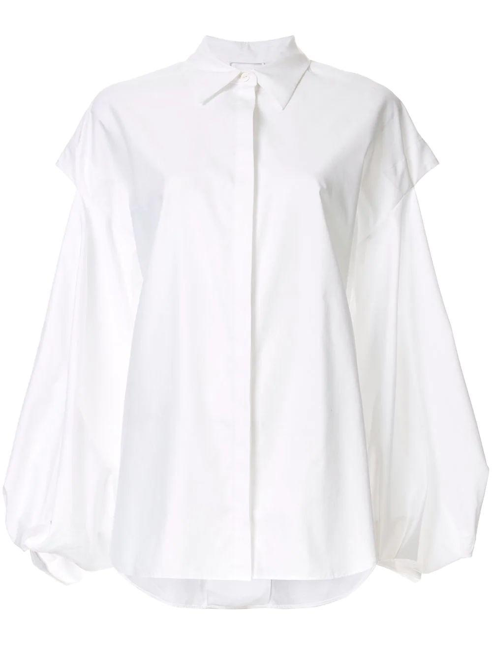 Hawker Cotton Open Sleeve Shirt