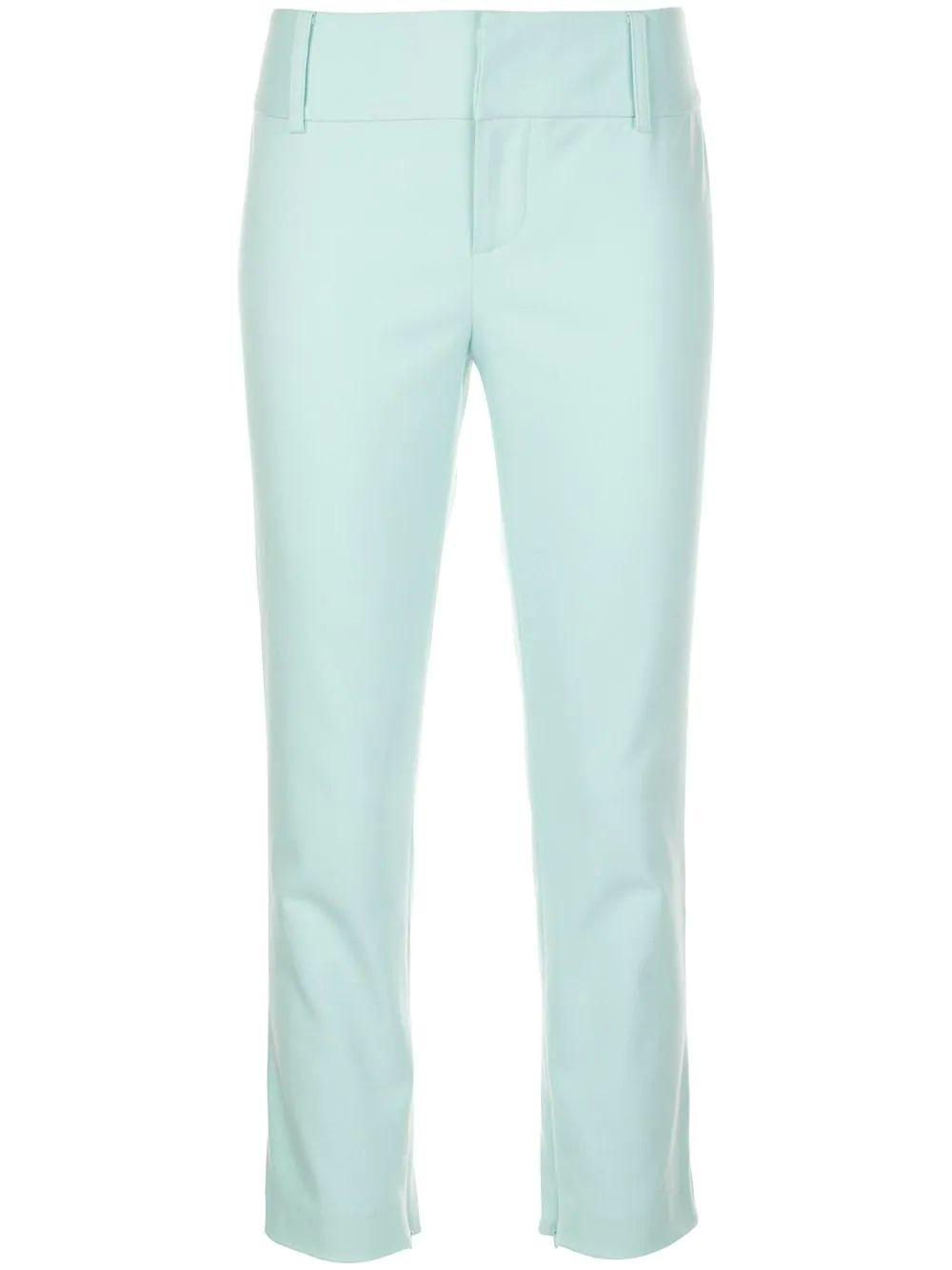Stacey Slim Ankle Pant Item # CC002261102-C