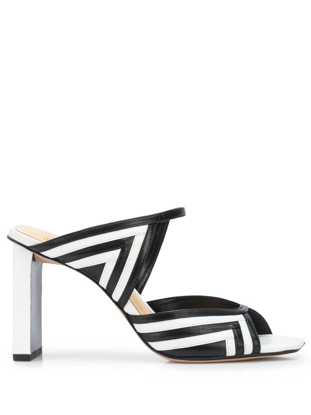 Benne 85mm Graphic Mule