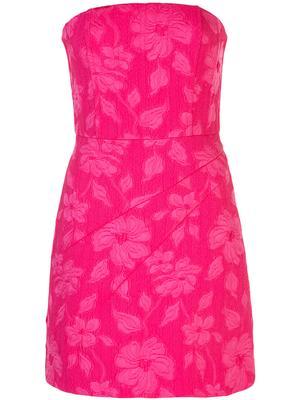 Perla Jacquard Mini Dress