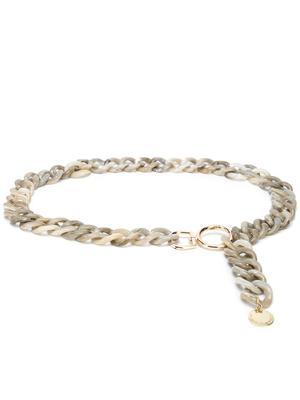 Lara Marble Chain Belt