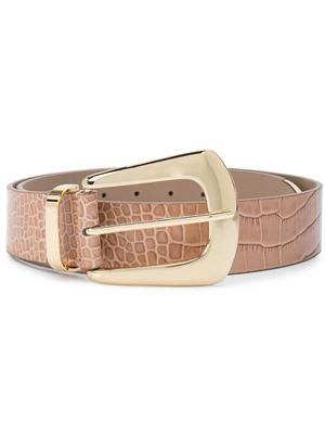 Jordana Mini Croco Belt