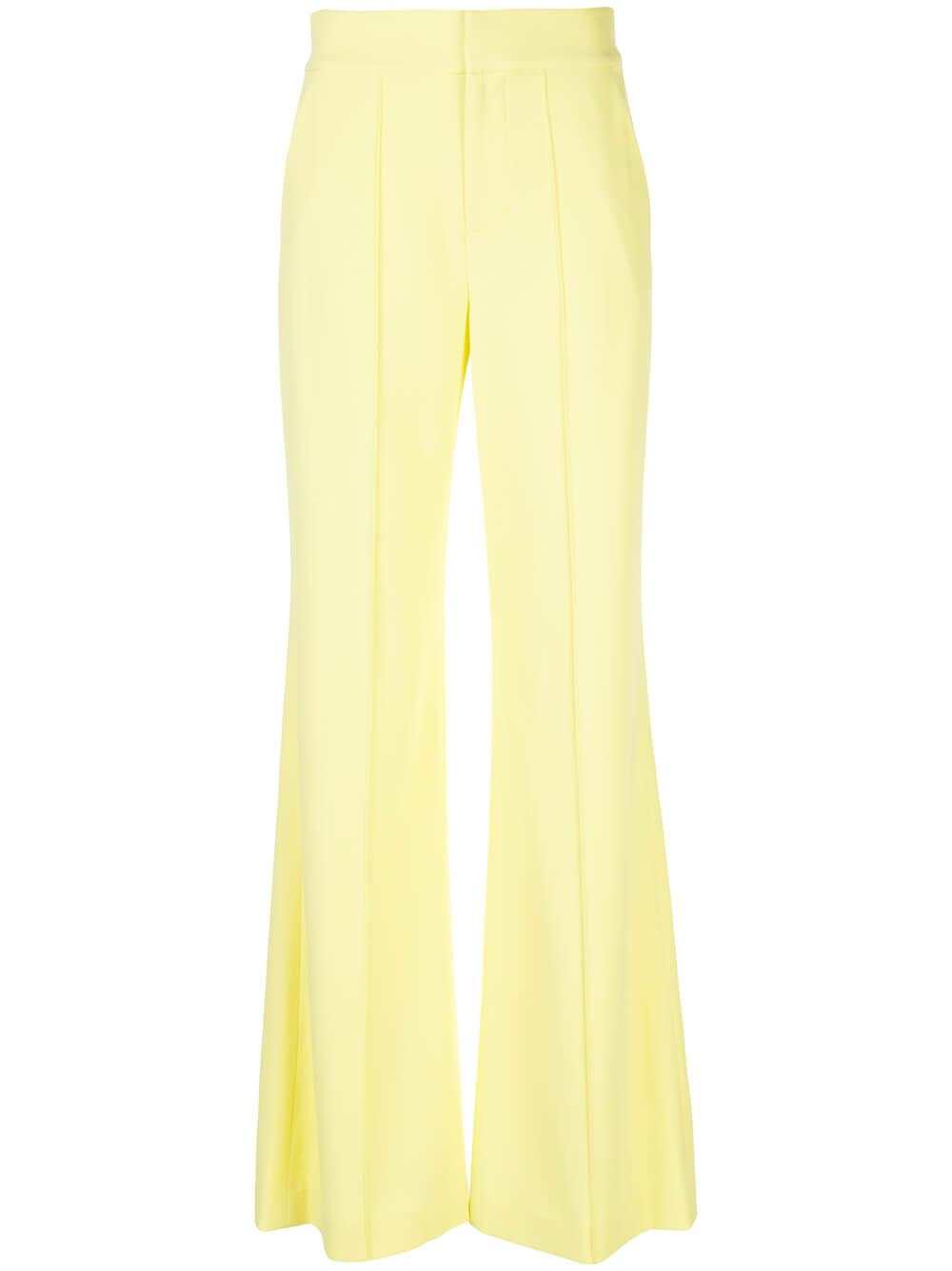 Dylan High Waisted Wide Leg Pant Item # CC003202110