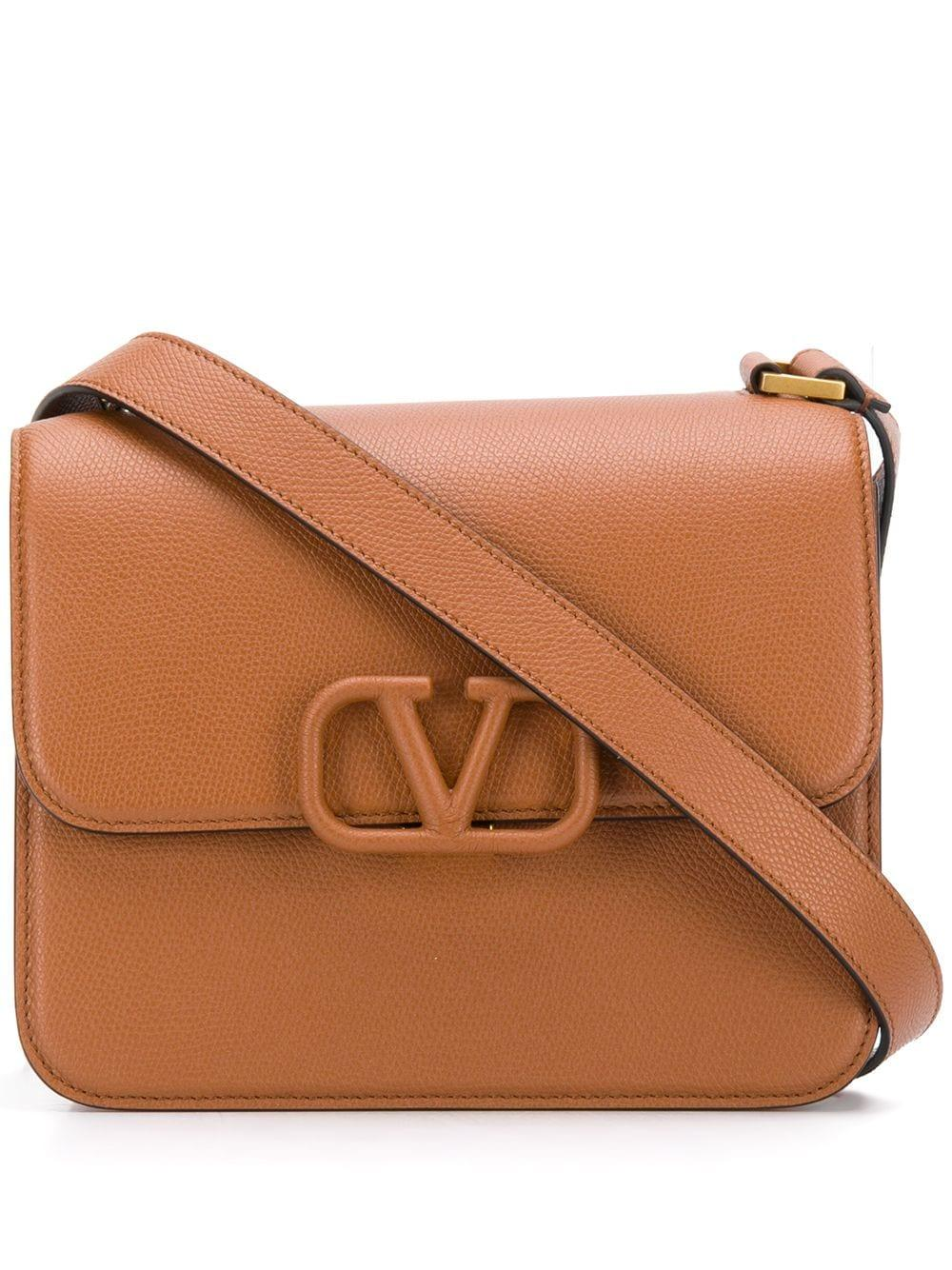 V Sling Shoulder Bag