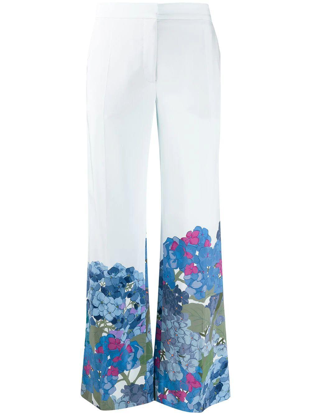Floral Pant Item # TB3RB3L557D-C