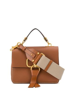Double Carry Small Shoulder Bag