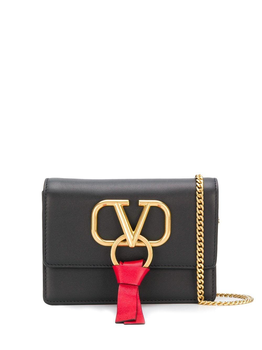 V-Ring Clutch Bag