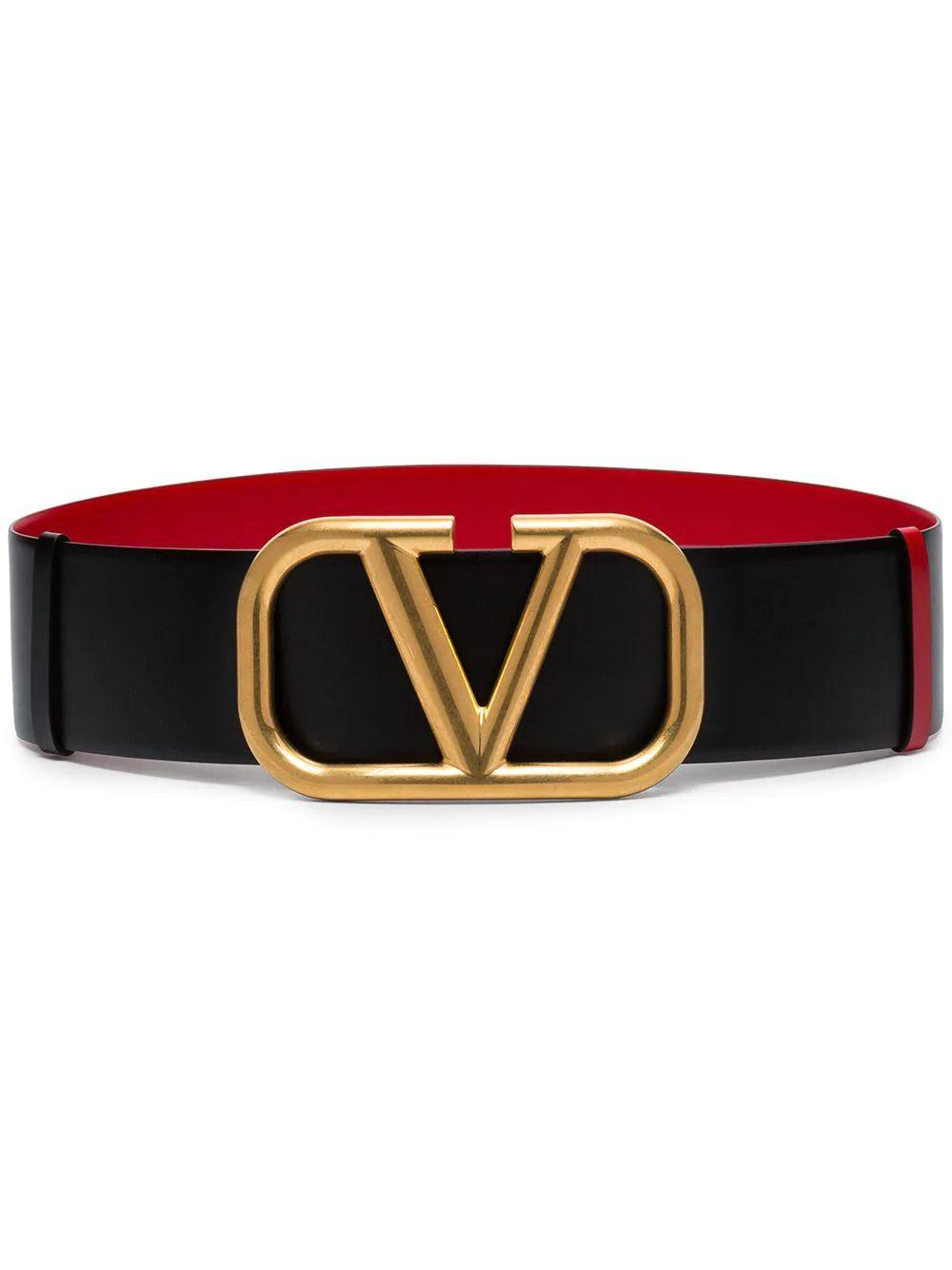 V Logo 70mm Reversible Belt Item # TW2T0S10ZFR