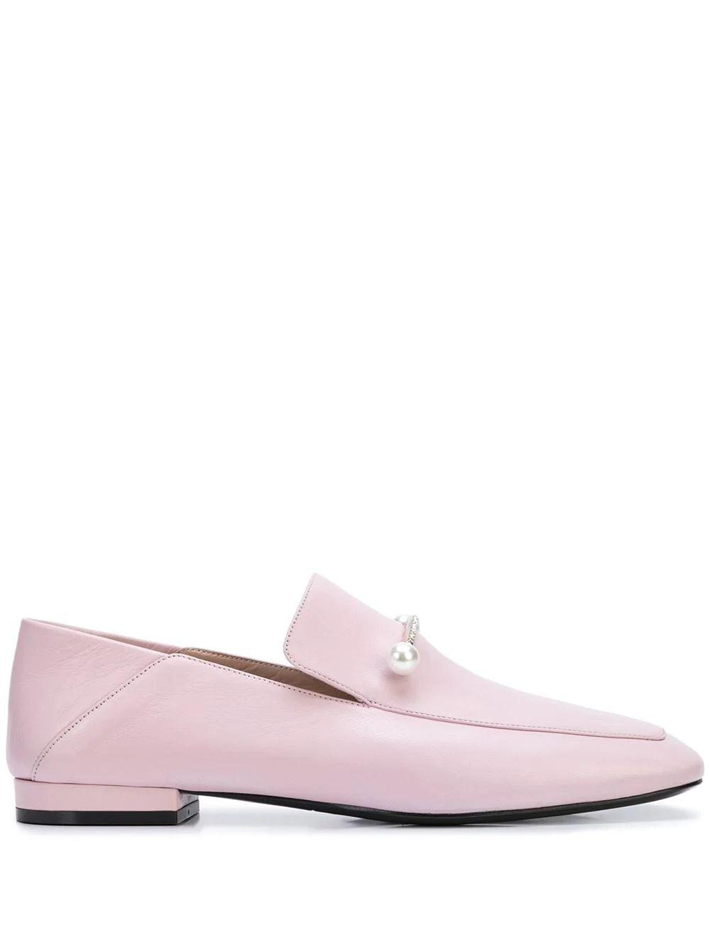 Loafer With Fold Down Heel
