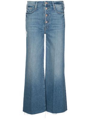 Pixie Roller Wide Leg Jean
