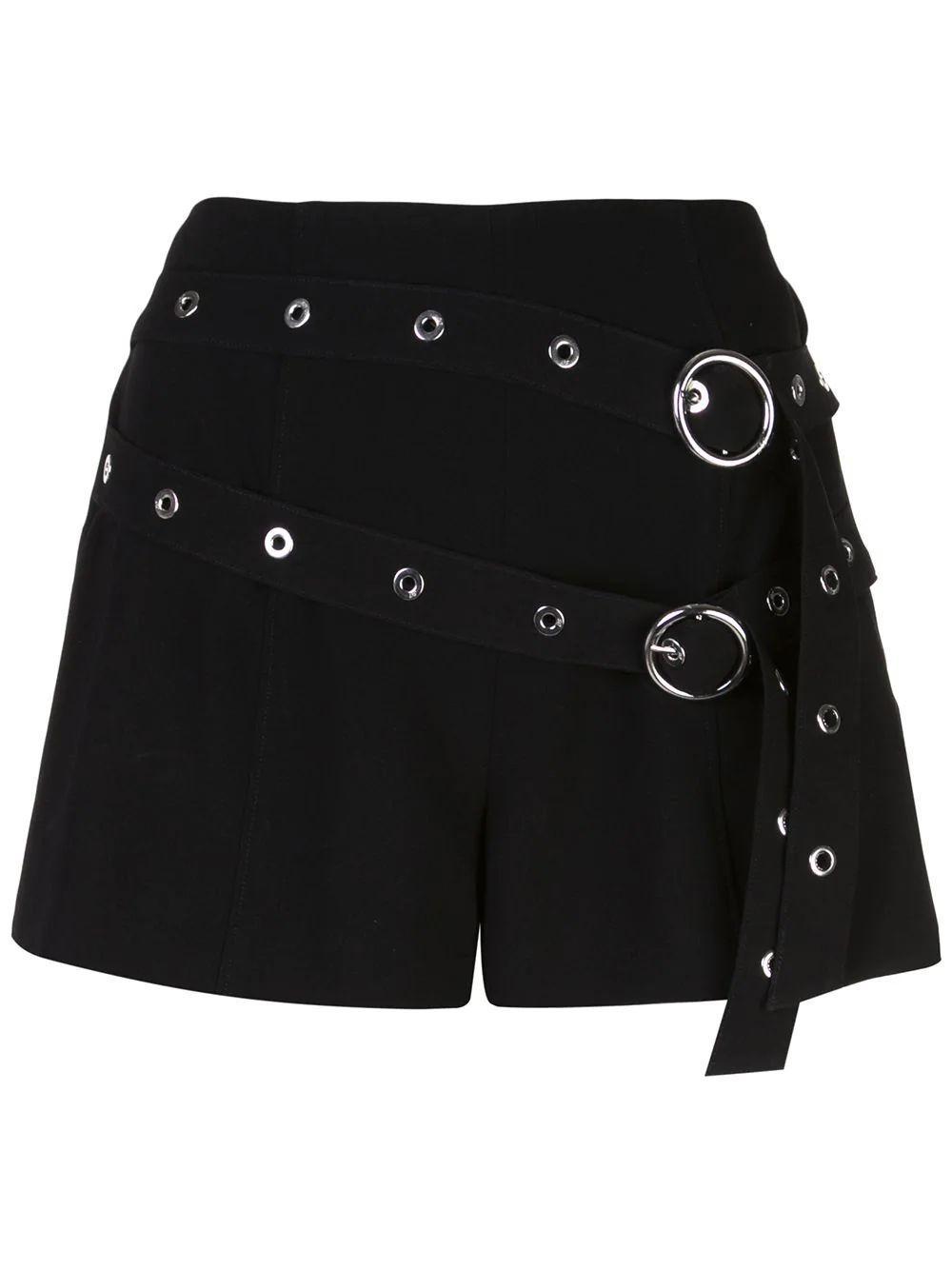 Jessi Belted Short Item # ZP3921319Z