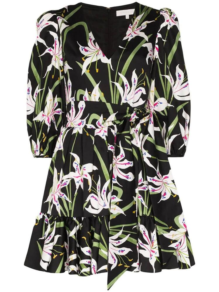 Lilly Print Short Dress Item # ANITA